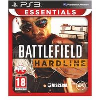Gry na PS3, Battlefield Hardline (PS3)