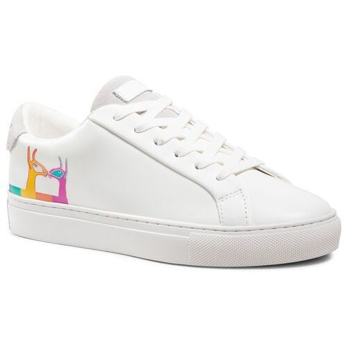 Damskie obuwie sportowe, Sneakersy KURT GEIGER - Lane Llama 7420210109 White