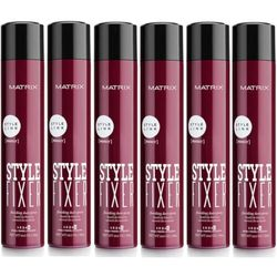Matrix SL Style Fixer Finishing Hairspray 6x400ml