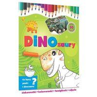 Kolorowanki, Dinozaury - Ewa Gorzkowska-Parnas