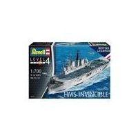 Figurki i postacie, Model plastikowy HMS Invincible Falkland War