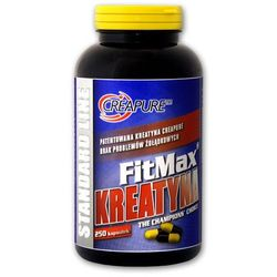 Fitmax Kreatyna - 250 kaps