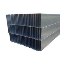 Przęsła i elementy ogrodzenia, Profil ocynkowany 100X20X1,2x6000 szew nienapylony