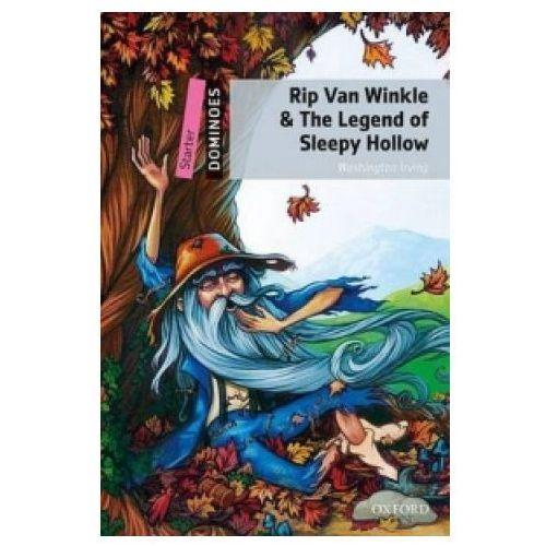 Książki do nauki języka, Dominoes New Start. Rip Van Winkle (opr. miękka)