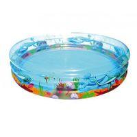 Baseny dla dzieci, Basen dmuchany AXER SPORT 61-51045 Sea Life (150 x 53 cm)