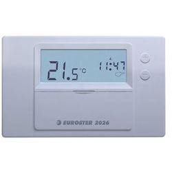 Programowany, przewodowy, regulator temperatury Euroster 2026