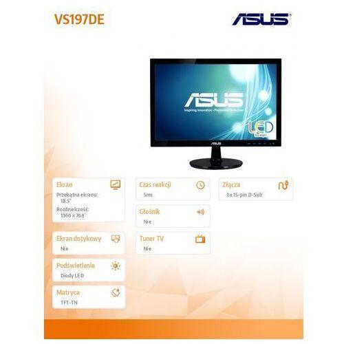 Monitory LCD, LCD Asus VS197D