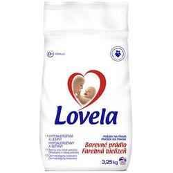 Lovela Proszek do prania hipoalergiczny do koloru 3,6 kg