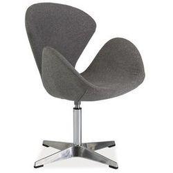 Nowoczesny fotel DEVON grey