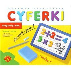 Zabawka ALEXANDER Cyferki magnetyczne z tablicą