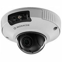 MONACOR INC-4036MDVP PROJECT Line: Kolorowa kamera sieciowa, kopułowa, 4 megapiksele