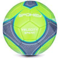 Piłka nożna, Piłka nożna VELOCITY SPEAR 920054 Spokey - Zielony neon