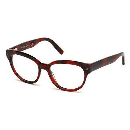 Okulary korekcyjne, Okulary Korekcyjne Dsquared2 DQ5128 055