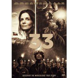 33 (DVD) - Patricia Riggen OD 24,99zł DARMOWA DOSTAWA KIOSK RUCHU
