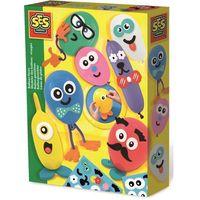 Kreatywne dla dzieci, Kreatywna zabawa - Balonikowe twarze