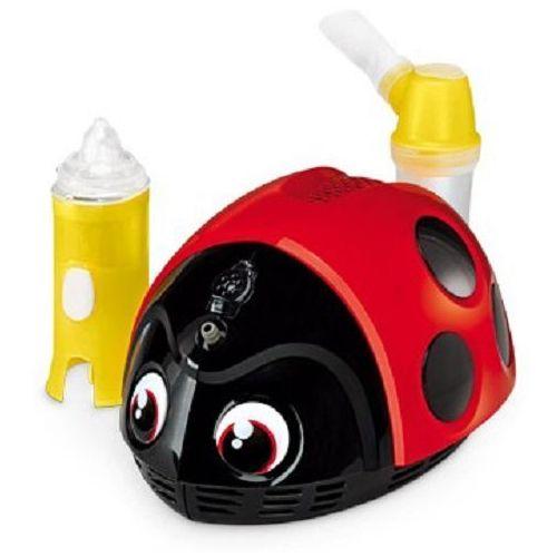 Inhalatory i nebulizatory, Inhalator FLAEM NUOVA Lella La Coccinella Biedronka