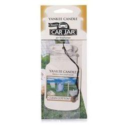 Car Jar zapach samochodowy Clean Cotton® 1sztuka