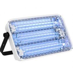 Lampa bakteriobójcza UVC 108W profesjonalna do dezynfekcji naświetlacz do powierzchni i powietrza w szpitalu, gabinecie, gastronomii ATEST PZH 35m2