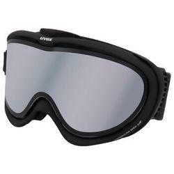 UVEX comanche TO Gogle czarny Gogle narciarskie