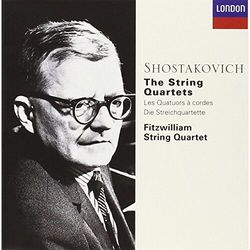 D. Shostakovich - String Quartets =Box=
