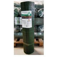 Folie i agrowłókniny, Agrotkanina zielona 100 g/m2, 1,0 x 25 mb. Rolka