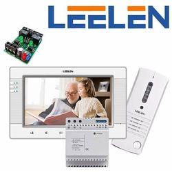 Leelen Wideodomofon 7cali JB305_V34/No9 + DIN + moduł bramy JB305_V34_No9_DIN_Gate2ch - Autoryzowany partner Leelen, Automatyczne rabaty.