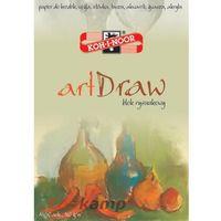 Bloki, Blok rysunkowy Art Draw A4/50 arkuszy 150g