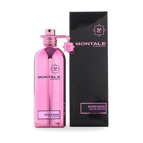 Wody perfumowane damskie, Montale Paris Roses Musk 100ml W Woda perfumowana