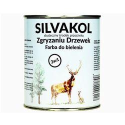 Silvakol środek przeciwko ogryzaniu drzew. Odstraszacz dzikiej zwierzyny.