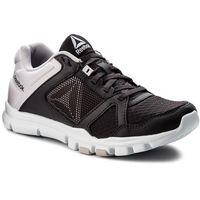 Damskie obuwie sportowe, Buty Reebok - Yourflex Trainette 10 Mt CN1250 Smoky Volcano/Quartz/Wht