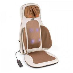 KLARFIT Vanuato mata nakładka do masażu shiatsu masaż 3D beżowa