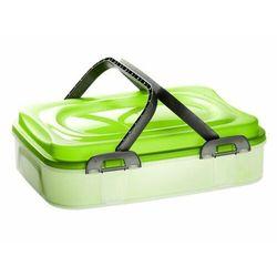 DOMOTTI Pojemnik na żywność Dolce zielony (90124)