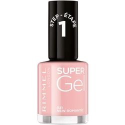 Super Gel żelowy lakier do paznokci 021 New Romantic 12ml - Rimmel