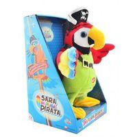 Pluszaki zwierzątka, Papuga pirata duża