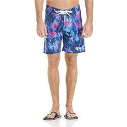 strój kąpielowy BENCH - Aop Boardshort Medieval Blue (NY026) rozmiar: 30