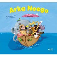 Literatura młodzieżowa, Arka Noego Książka z okienkami - Żołądek Barbara, Makowska Ola - książka (opr. twarda)