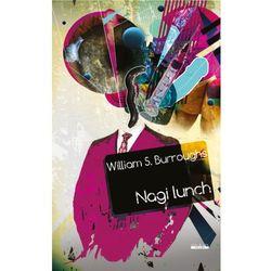 NAGI LUNCH - William S. Burroughs (opr. broszurowa)