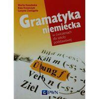 Książki do nauki języka, Gramatyka niemiecka w ćwiczeniach dla szkoły podstawowej (opr. miękka)