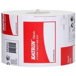 Papier toaletowy Katrin Classic System 800 Eco 36 szt. 2 warstwy 92 m biały