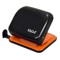 Dziurkacze, Dziurkacz Eagle IN Touch P5142 czarno-pomarańczowy