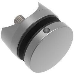 Uchwyt szkła punktowy AISI304, D42,4x2/D70/H10/T8-