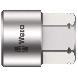 """Wera 8790 FA Klucz nasadowy Zyklop, zabierak 1/4"""" i sześciokątny Hex 11, 10.0 mm"""