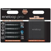 Akumulatorki, Akumulator PANASONIC Eneloop Pro R6 AA 2500mAh 4szt. + etui