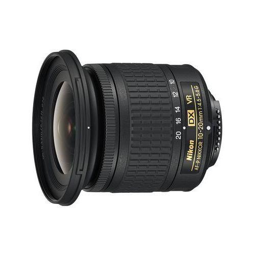 Konwertery fotograficzne, Nikon Nikkor AF-P 10-20mm f/4.5-5.6 G VR