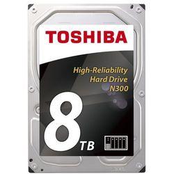 """Dysk serwerowy Toshiba 3,5"""" 8TB SATA (HDWN180EZSTA) Darmowy odbiór w 20 miastach!"""