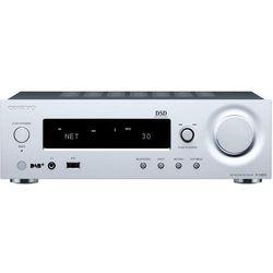 Amplituner ONKYO R-N855 Srebrny