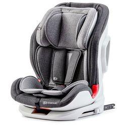 KinderKraft fotelik samochodowy ONETO3 ISOFIX Black/Grey