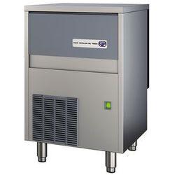 Łuskarka do lodu typu granulat 111 kg/24 h, pojemność zasobnika 19 kg, chłodzona powietrzem, 0,47 kW, 496x660x685 mm | NTF, SLF 190 A