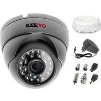 Zestawy monitoringowe, Zestaw do monitoringu: Kamera LV-AL25MD, Zasilacz, Przewód, Akcesoria