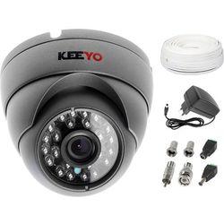 Zestaw do monitoringu kamera LV-AL25HD zasilacz przewód akcesoria